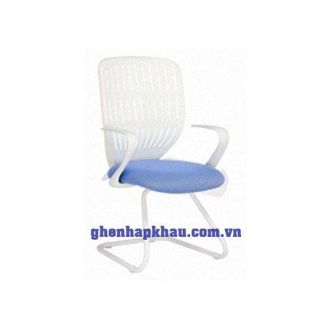 Ghế chân quỳ LB-001 Khung trắng