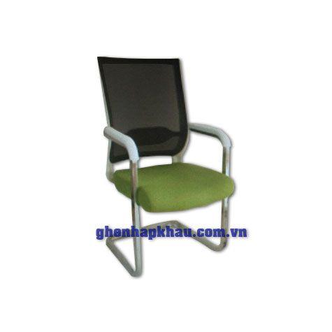 Ghế chân quỳ LM-002 Khung trắng