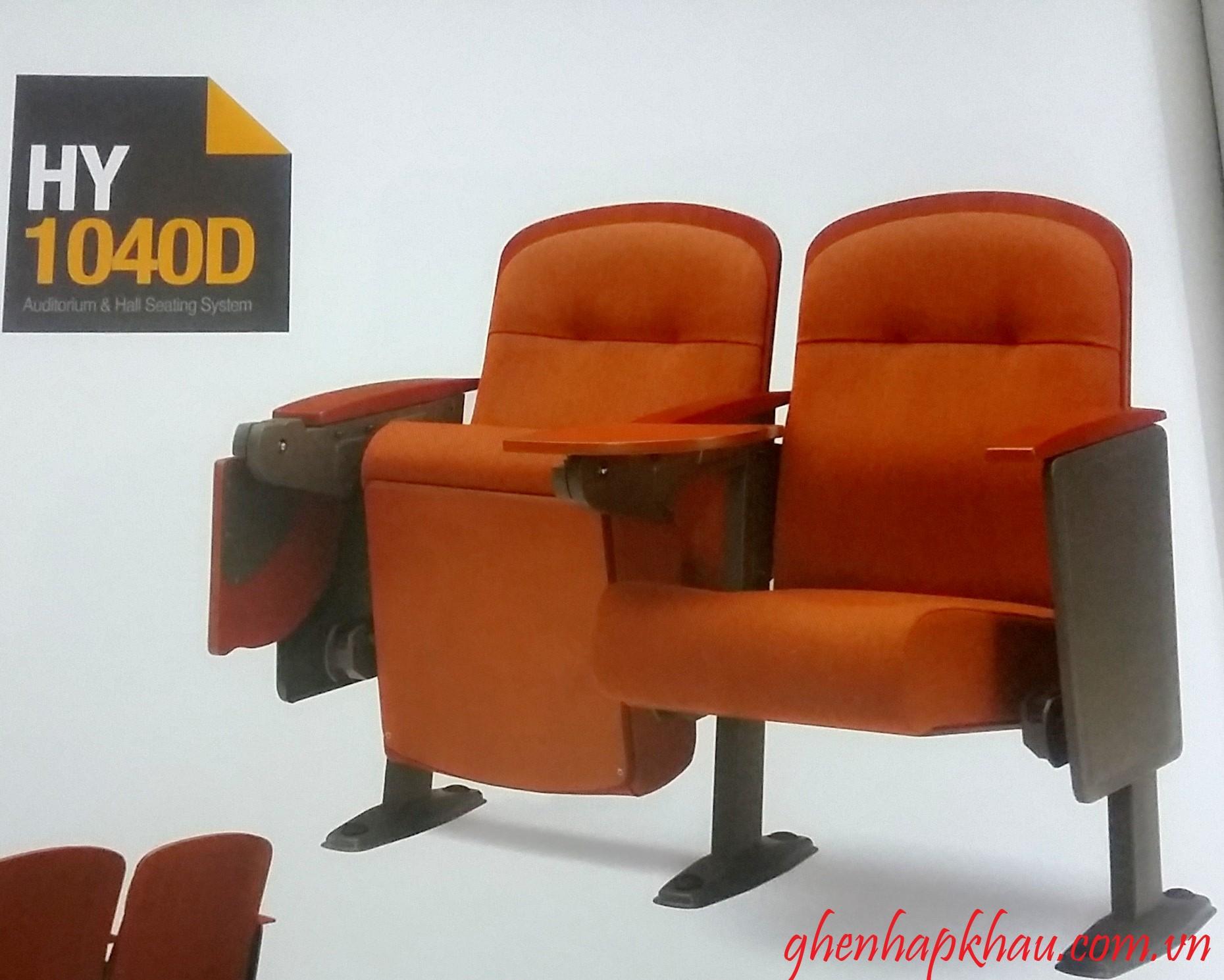 Ghế hội trường Hàn Quốc HY-1040D