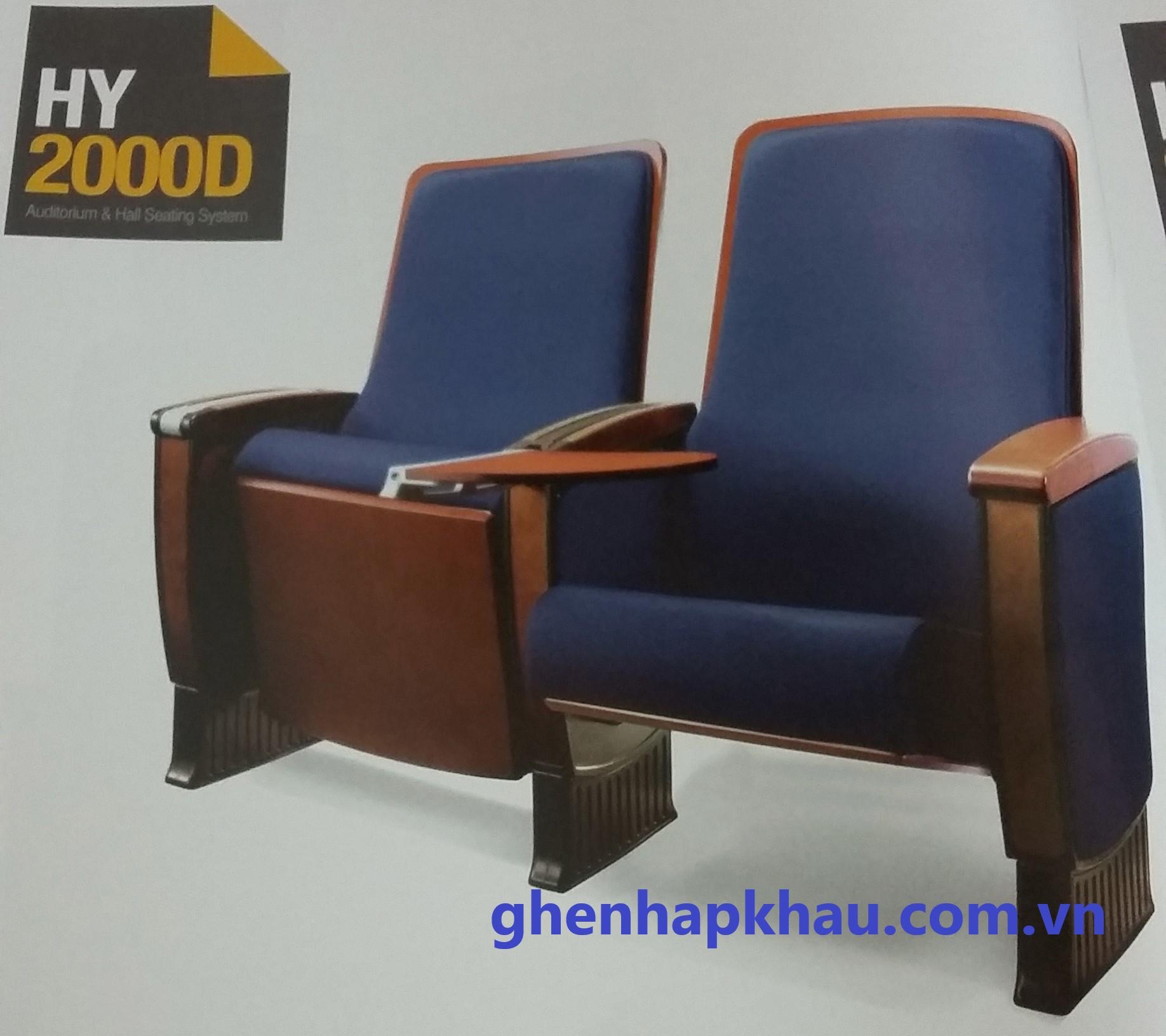 Ghế hội trường Hàn Quốc HY-2000D