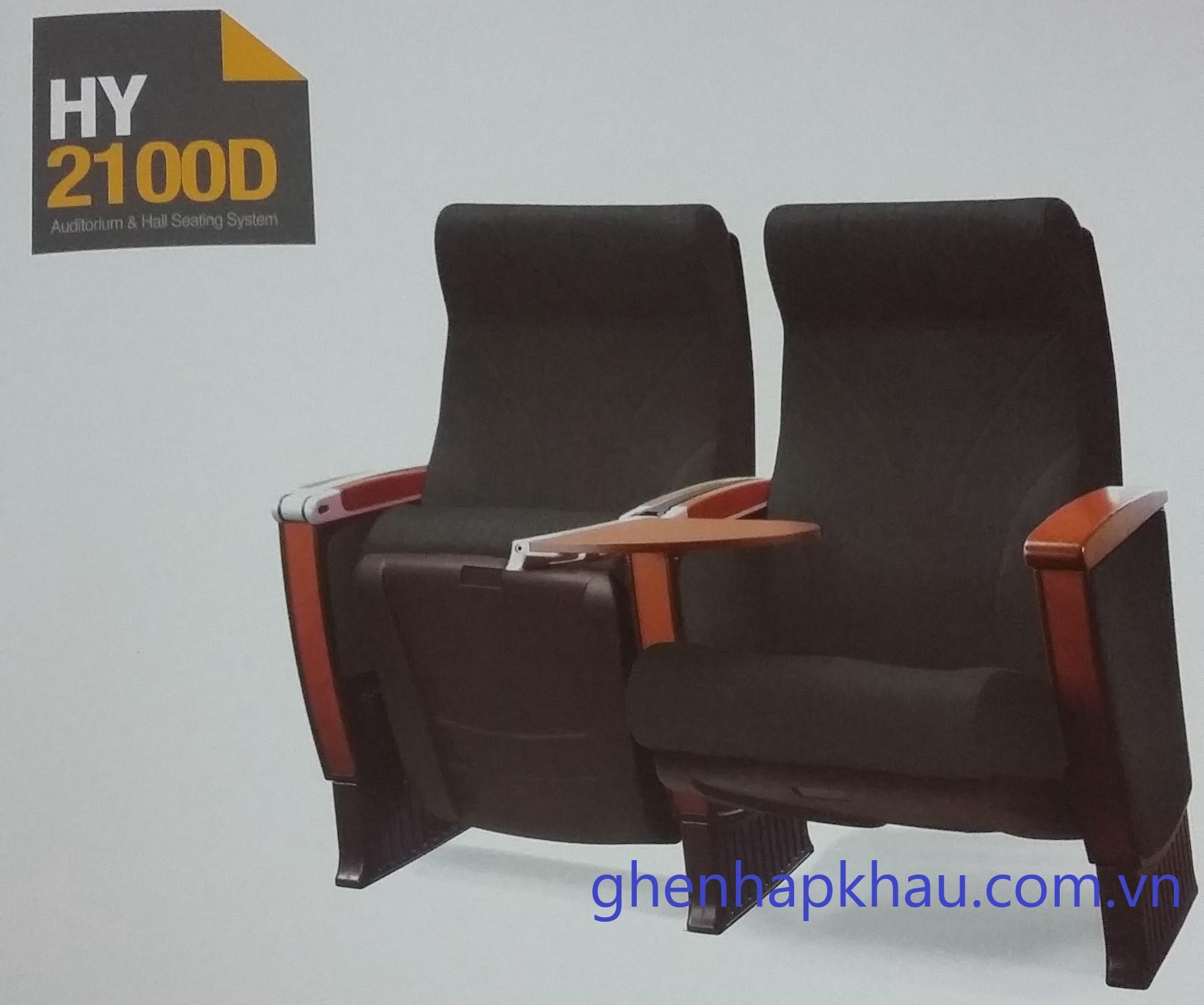 Ghế hội trường Hàn Quốc HY-2100D