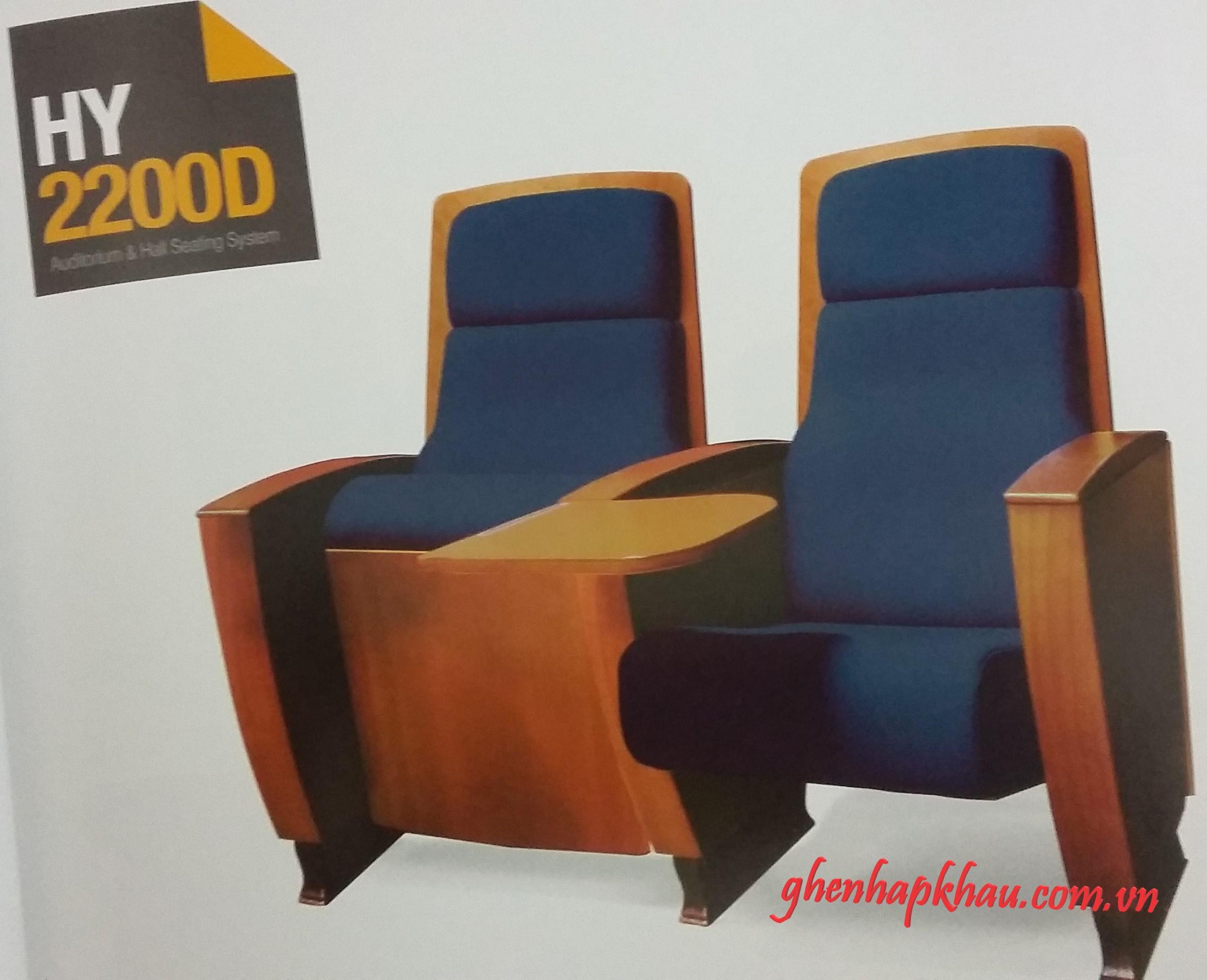 Ghế hội trường Hàn Quốc HY-2200D