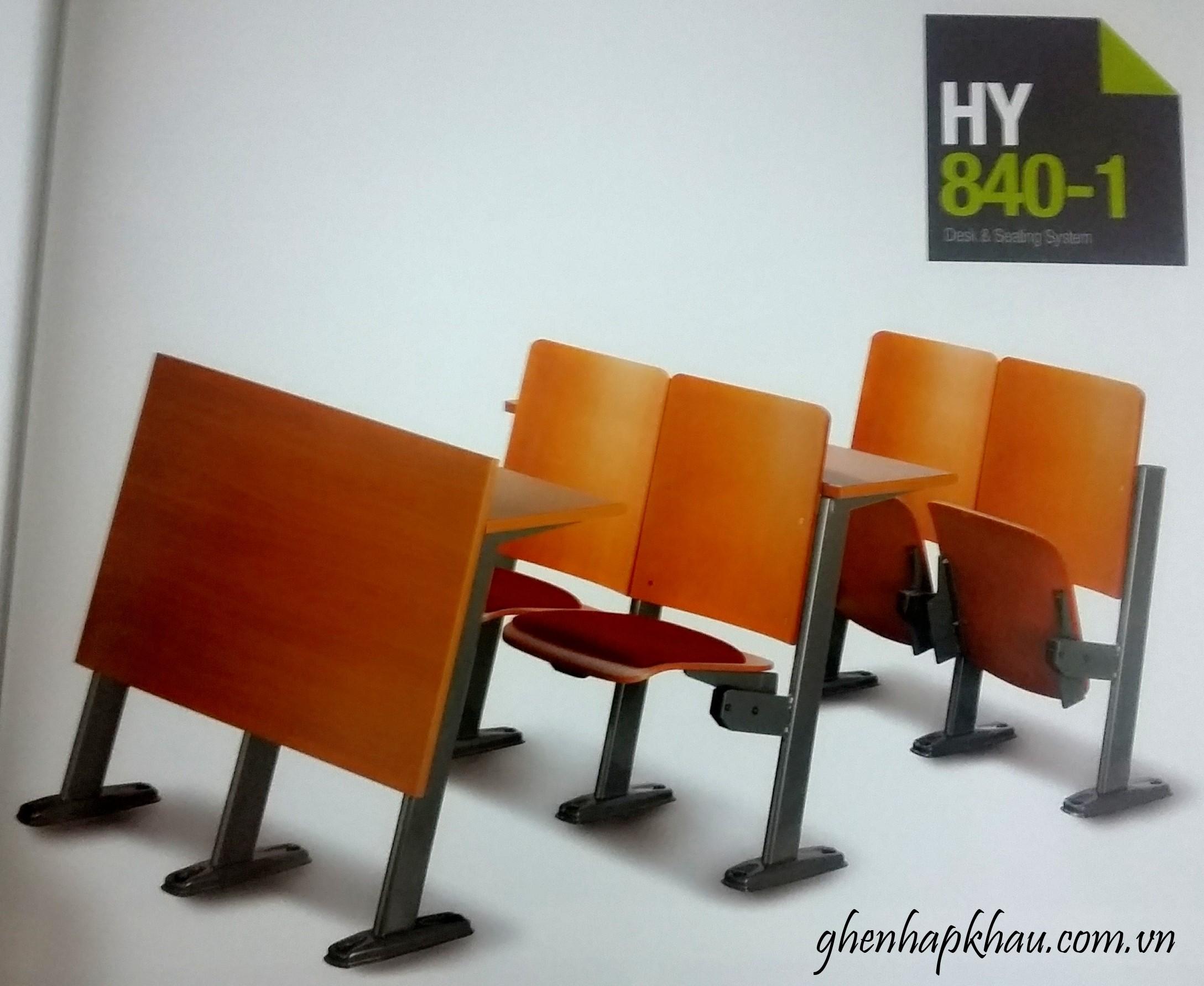 Ghế hội trường Hàn Quốc HY-840-1