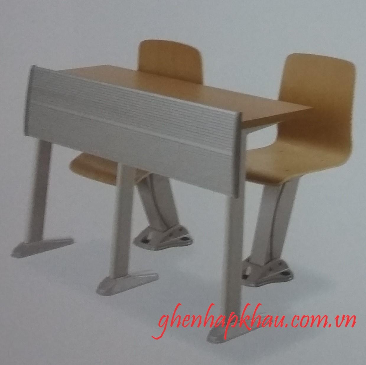 Bàn ghế hội trường Hàn Quốc HY-860