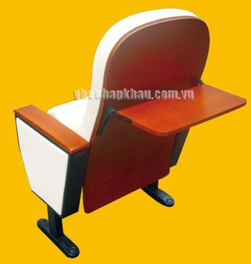 Ghế hội trường có bàn viết JY605M