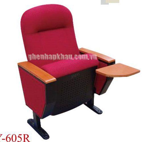 Ghế hội trường có bàn viết JY605R