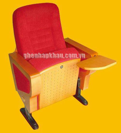 Ghế hội trường có bàn viếtTrung Quốc JY998M