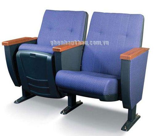 Ghế hội trường nhập khẩu Hàn Quốc MS636