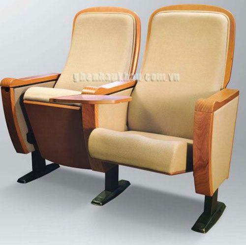 Ghế hội trường nhập khẩu Hàn Quốc MS-7101TB