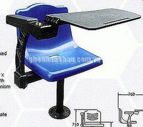 Ghế hội trường nhập khẩu Malaysi ST-001T4