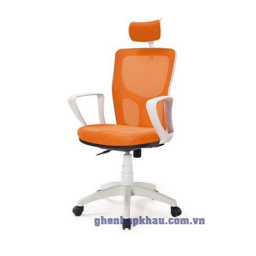 Ghế lưới nhập khẩu MC-D (màu cam)